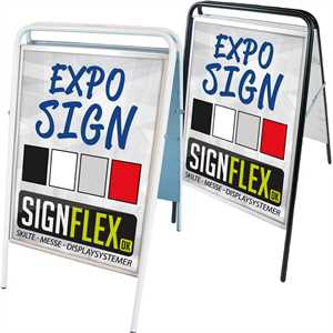 Expo Sign Gadeskilt