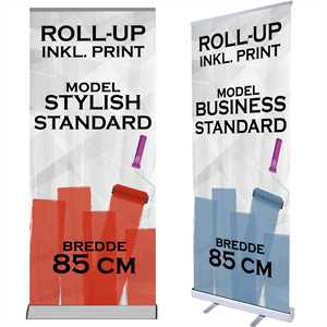 Roll-Up inkl. Banner